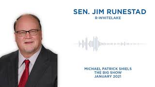 Sen. Runestad joins Michigan's Big Show with Michael Patrick Shiels
