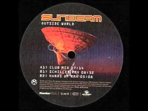 """Sunbeam - Outside World (Vinyl 12"""") 1999"""