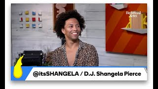 Shangela Reads Some Fire Tweets