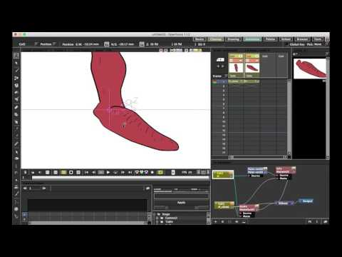 Preserving Your Line In Cutout Animation