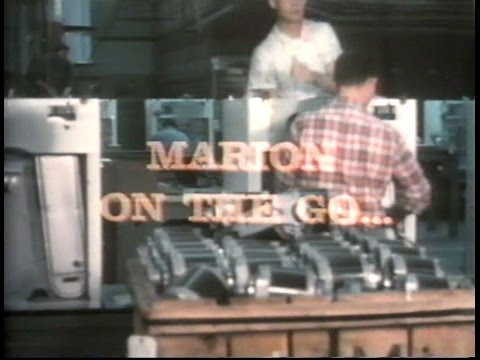 Marion On The Go... -1962