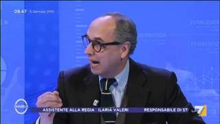 Crisi Grecia, Giacalone: L'Italia ha salvato le banche tedesche