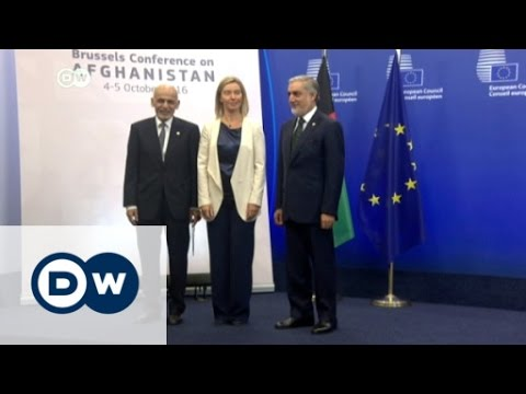 World leaders discuss aid to Afghanistan | DW News