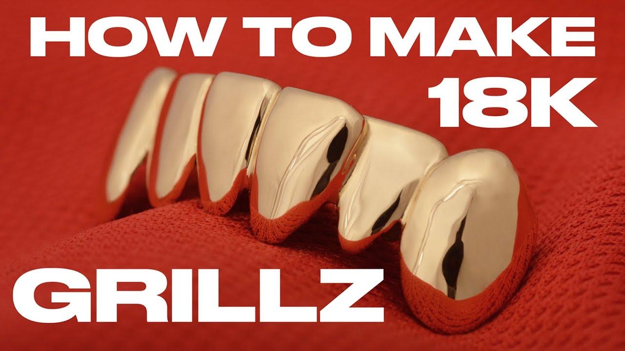 Cómo se hacen los Grillz? / How Grillz are made?