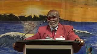 Elder Shadrock - New Day Israelite Conference Oct. 23 - 27, 2019