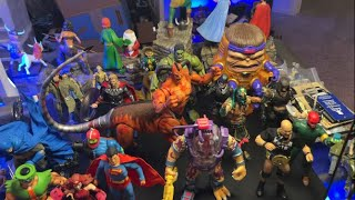 Episode 398 - TΗE TOP 10 BEST ACTION FIGURES AND TOYS OF 2021...SO FAR!