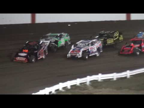 IMCA Modified feature Farley Speedway 4/21/17