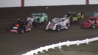 IMCA Modified Feature | Farley Speedway 4/21/17
