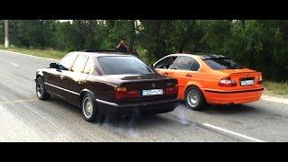 Случайно попали на гонки /BMW club Taraz/ #АВТОВЛОГ