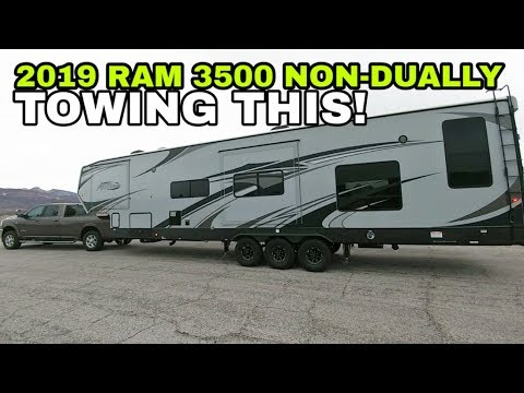 2019 RAM 3500 good for towing a Fifth Wheel Toy Hauler? FINAL VIDEO!