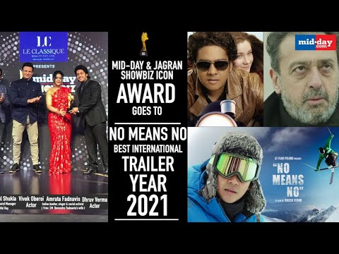 """No means No"" directed by Vikash Verma bags the MiD day Show Biz Best Trailer Award"