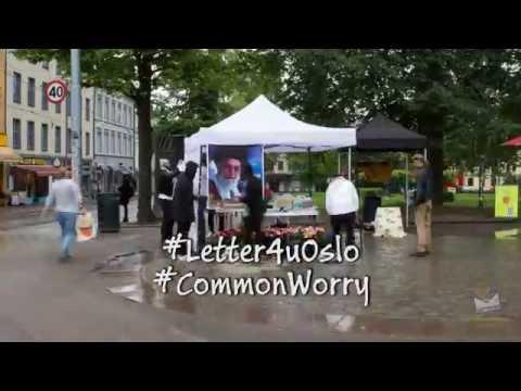 Letter4U II - #CommonWorry | Oslo, Norway. [EN]