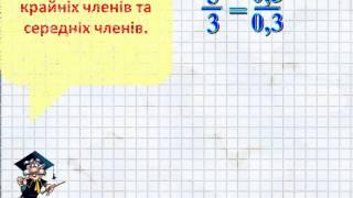 Урок математики 6 клас Вчитель   Потапова В А