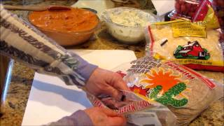 Chicken Enchiladas & How To Shred Chicken With Your Kitchen Aid