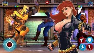Grand Superhero Street Fighting - Thanos Revenge by Grand Sim Games 2018 Android Gameplay HD