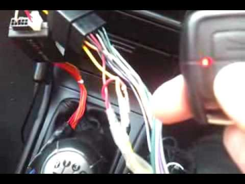Vauxhall Astra G and JVC KDX50BT wiring issue YouTube