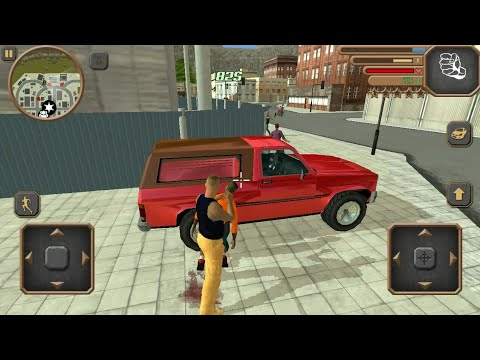 Grand Mafia Crime San Andreas - Android Gameplay HD