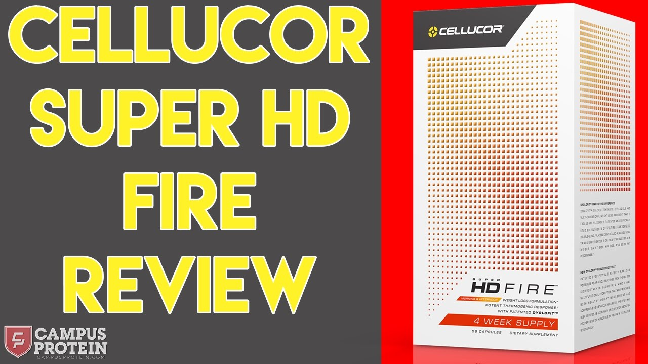 Cellucor Superhd Fire Review