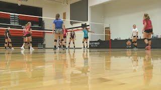 Dickinson Volleyball