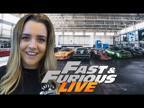 Becky's Fast & Furious Dream! | EXPERIENCE