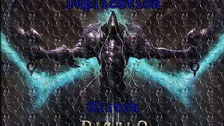 Diablo 3 ROS Dublication Glitch