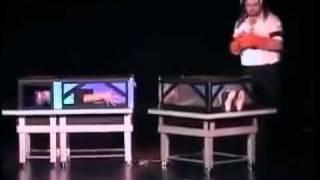 The Magic trick gone bad