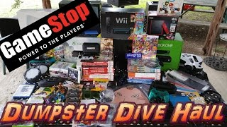 Okchief420 Gamestop Dumpster Dive EP. 63 Slim Pickins