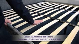 Serene Anastasia Bed Frame
