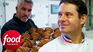 Paul Hollywood Hunts Down the Best Croissant in Paris! | Paul Hollywood: City Bakes