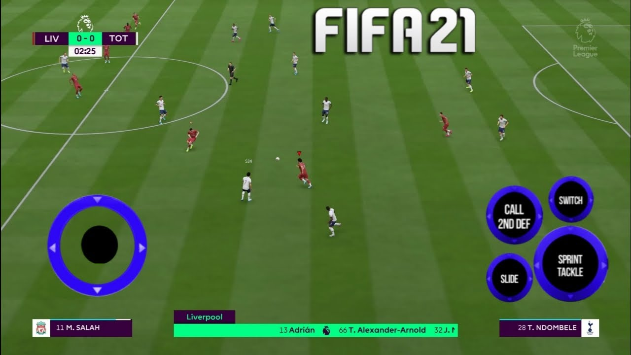 Fifa 21 Mod Fifa 14 Android Offline 800mb Best Graphics New Menu Face Kits Latest Transfers Update Youtube