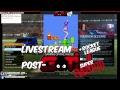Live Post-Super Eventito en Español - GOTH en vivo - 20:30 Chile