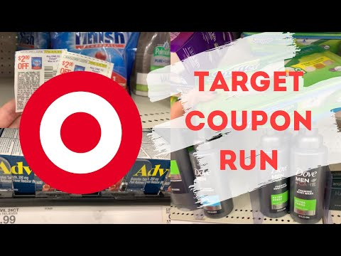 Target Coupon Run! 🎯 Plus HUGE Life Changing Announcement!!