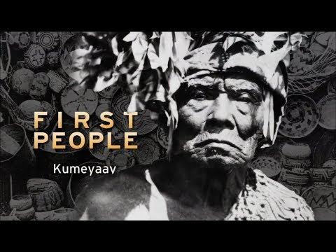 San Diego's First People - Kumeyaay Native Americans