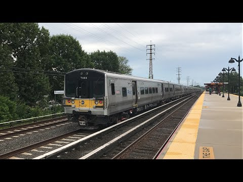 Long Island Rail Road Automated Station Information (ASI) Announcements (Electric Territory Only)