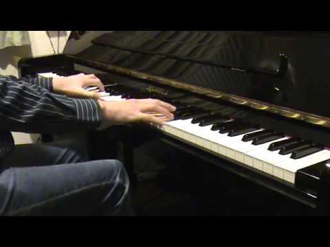 The Sun whose Rays are all Ablaze (The Mikado), piano