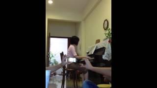 Ms Teoh fantastic piano show