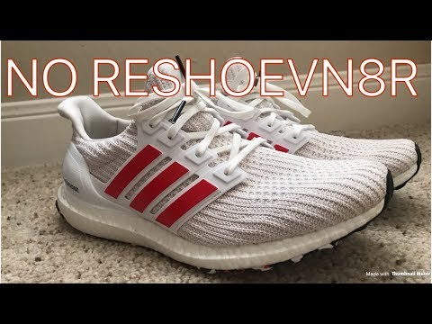 The Best Way To Clean Adidas Ultra Boost WITH OUT Reshoevn8r!
