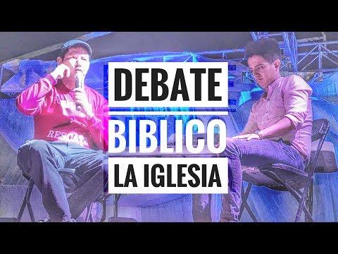 DEBATE BÍBLICO LA IGLESIA - PADRE LUIS TORO EN VIVO DESDE MEXICO EN VIVO