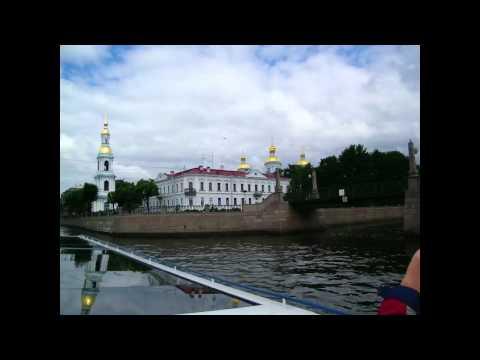 St. Peterburg Rundgang 1