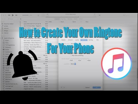 How To Create Your Own Custom Ringtone/Text tone 2018 Method WORKING