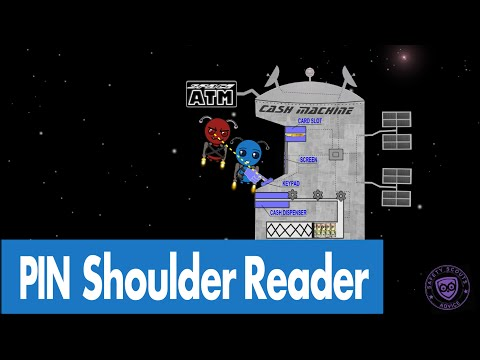 PIN Shoulder Reader - Safety Scouts Advice - Episode 29 [HD,4K]