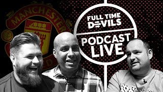 POGBA AND TRANSFERS! LIVE Andy Tate and Howson Full Time Devils Man Utd Podcast  Ep #40