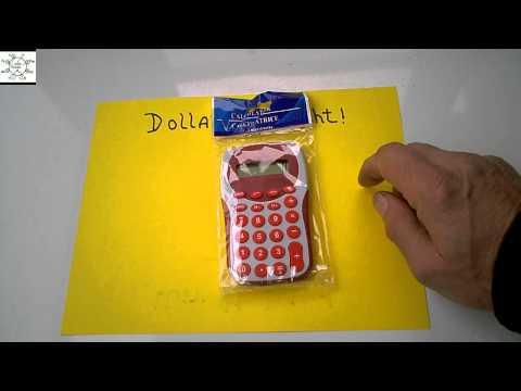 Dollar Delight: Electronic Calculator