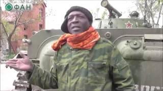 Afrikaner in Donezk erzählt über Russen und Europäer