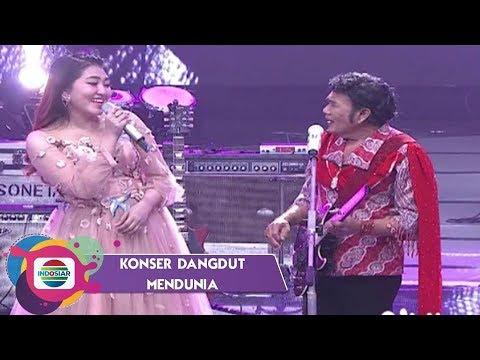 Free Download Saling Memuji!! Via Vallen & Rhoma Irama Di 'pujaan' - Konser Dangdut Mendunia Mp3 dan Mp4