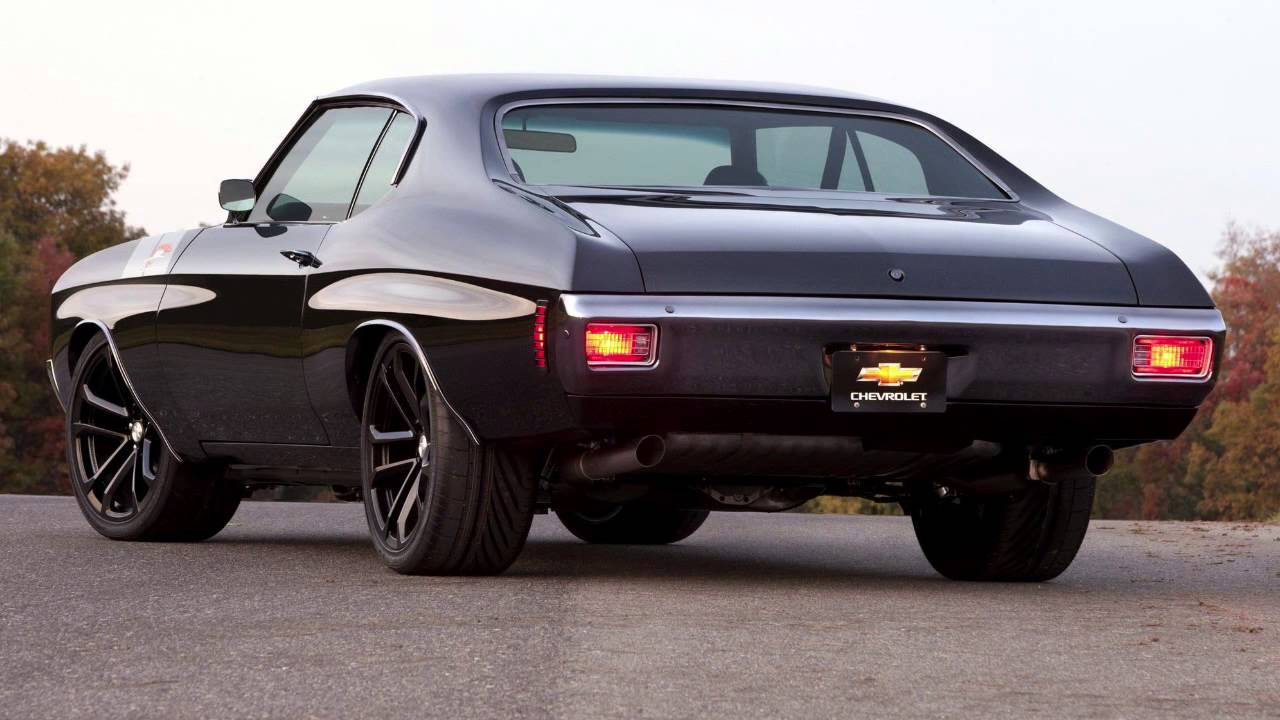 1970 Chevrolet Chevelle Ss Youtube