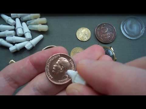как проверить Золото, Ляписный Карандаш (Stilus Lapidis), тестер Золота