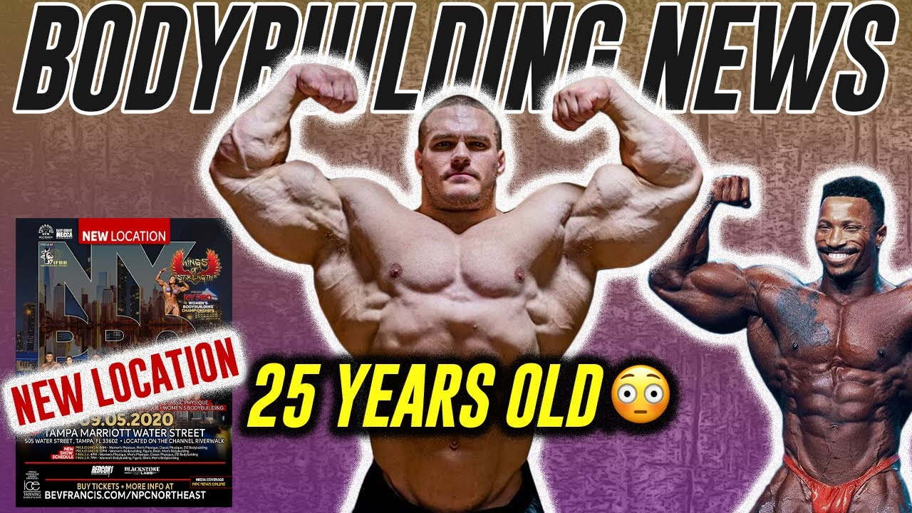 Nick Walker - The Best Amateur Bodybuilder in the World? Patrick Moore Pics, New York Pro to Tampa!