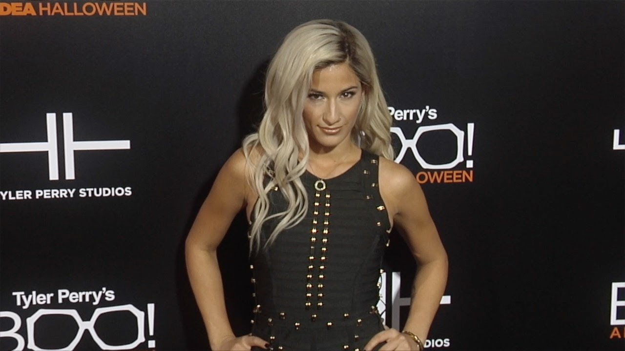 lexy panterra boo a madea halloween premiere black carpet youtube