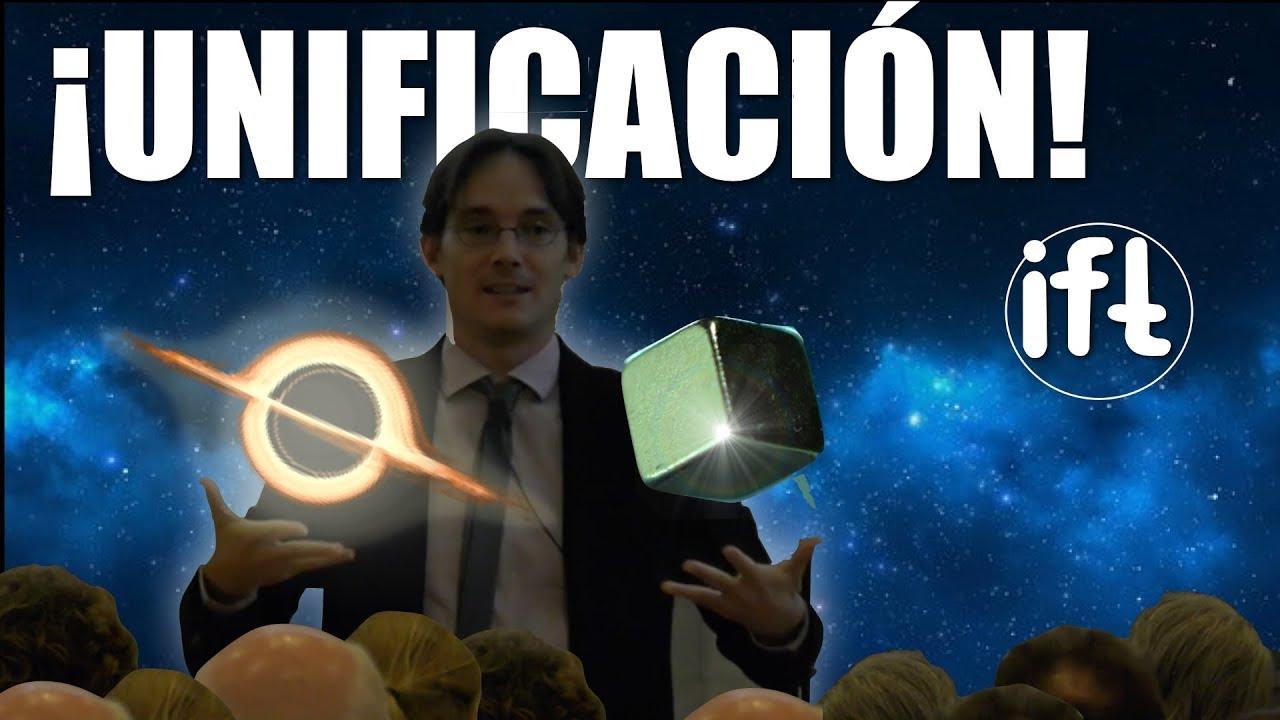 Unificación y teoría de cuerdas